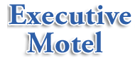 The Executive Motel Logo