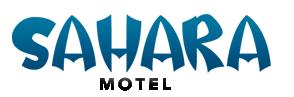 Sahara Motel Logo