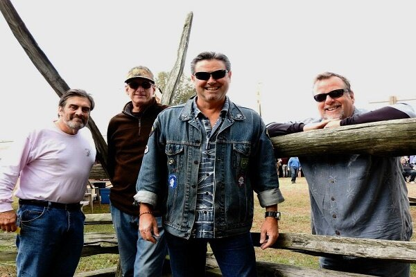 Randy Lee Ashcraft & The Saltwater Cowboys at Springfest