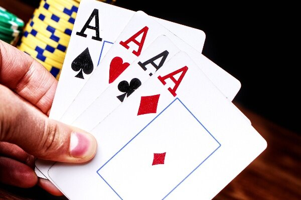 Pinochle at Worcester County Senior Center