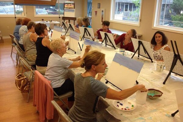 Beginners and Beyond Watercolor Class & Workshop