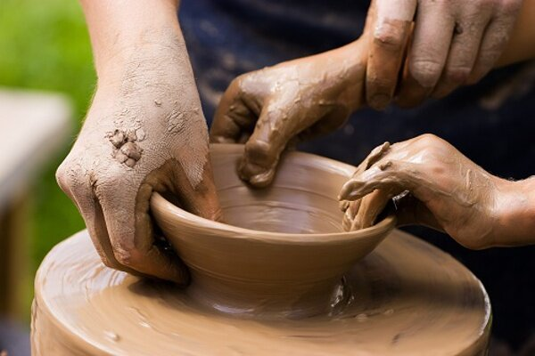 Tuesday Afternoon Adult Pottery Class