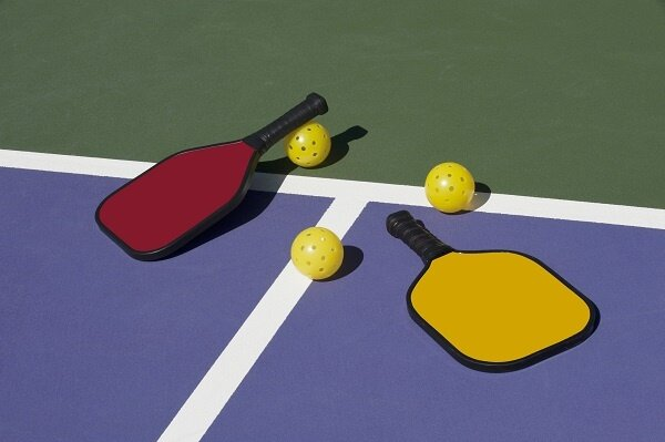Indoor Drop-In Pickleball