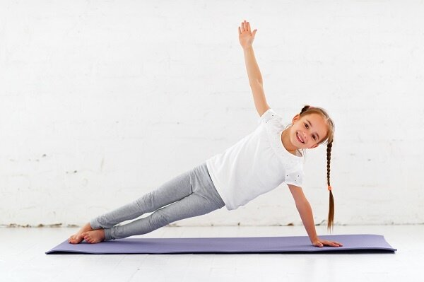 Youth Yoga for Ages 3-4